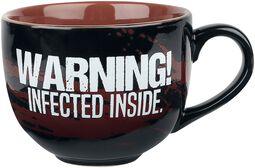 Infected - Cappuccino kop