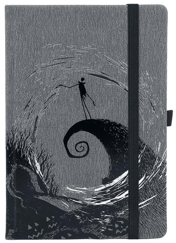 Moonlight Madness - Notesbog