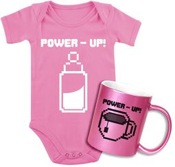 Baby Body + Krus Power Up!