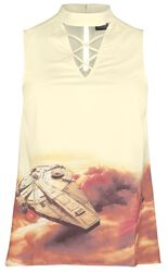 Solo: A Star Wars Story - Falcon Cloud Flight
