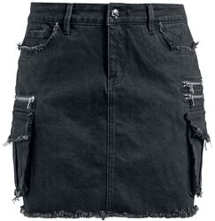 Rock Rebel Black Denim