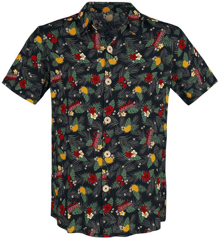 Deadpool Hawaii