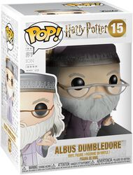 Dumbledore with Magic Wand - vinylfigur 15