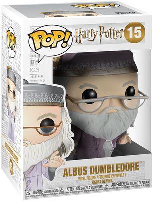 Dumbledore with Magic Wand - vinylfigur 15