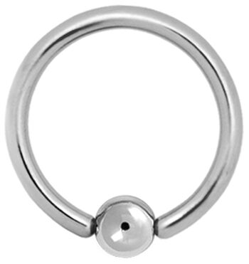 Ball Closure Ring with Titanball