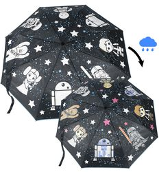 Characters - Vandreaktiv paraply