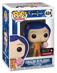 Coraline NYCC 2018 - Coraline in Pajamas Vinyl Figure 424