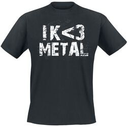 Ik <3 Metal