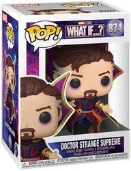 What If...? - Doctor Strange Supreme Vinyl Figure 874