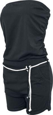 Ladies Hot Turnup Jumpsuit