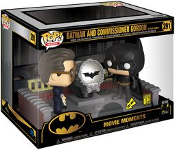 80th - Batman and Commissioner Gordon (Movie Moments) Vinyl Figure 291