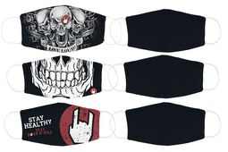 Mask Bundle Small Size - Double Pack of 3