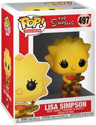 Lisa Simpson Vinyl Figure 497
