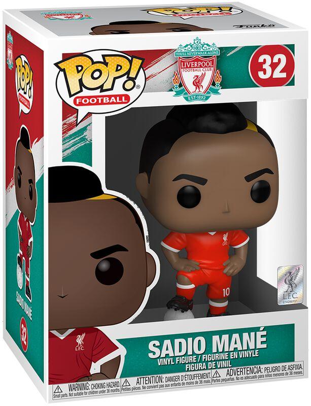 Football FC Liverpool - Sadio Mane Vinyl Figure 32