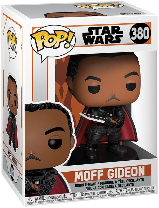 The Mandalorian - Moff Gideon Vinyl Figure 380
