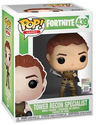Tower Recon Specialist VInyl Figure 439
