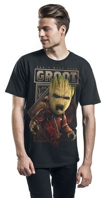 2 - Don't Mess With Groot