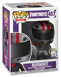 Burnout Vinyl Figure 457