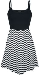 Zig Zag kjole