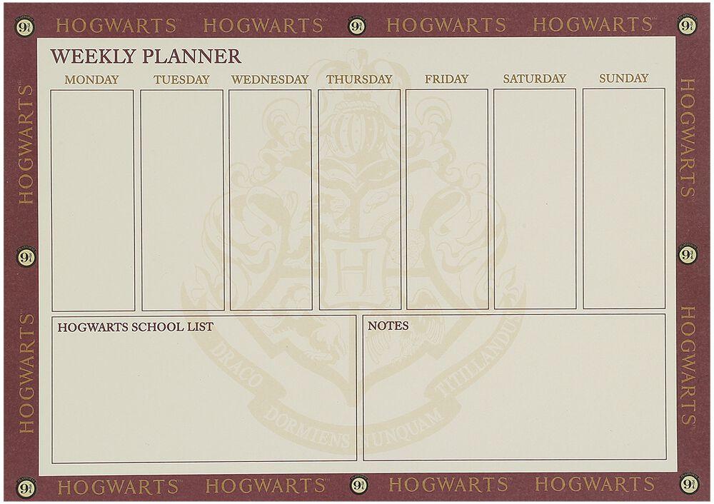 Platform 9 3/4 - Ugekalender