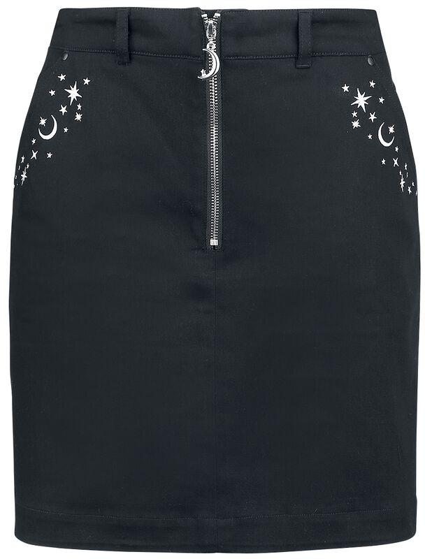 Interstellar Mini Skirt