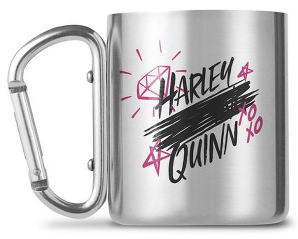 Harley Quinn - Krus med karabiner