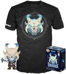 Ragnarok - T-Shirt plus Funko - POP! & Tee