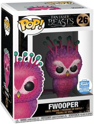 Fwooper (Funko Shop Europe) Vinylfigur 26