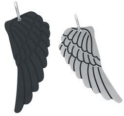 Angel And Devil Wings