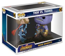 Thor vs.Thanos (Movie Moments) Vinyl Figure 707