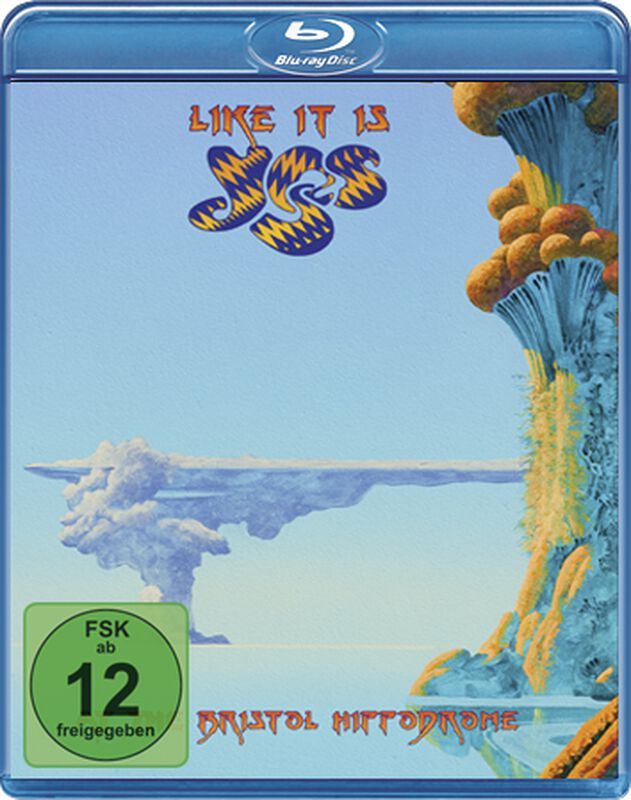 Like it is - Yes at the Bristol Hippodrome