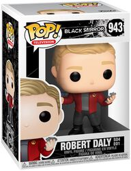 Black Mirror Robert Daly Vinyl Figure 943