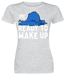 Cookie Monster - Me No Ready To Wake Up
