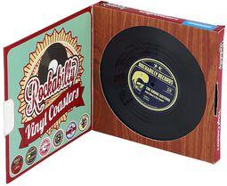 Rockabilly vinylbordskånere