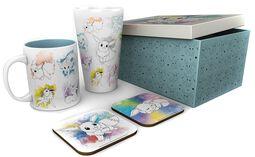 Eevee Evolution Gift Box