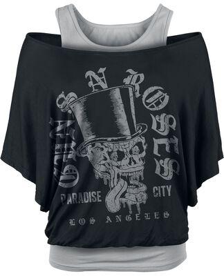Paradise City Skull