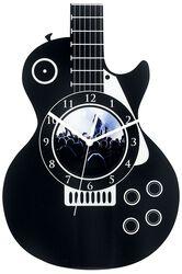 Vægur af akryl Guitar