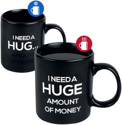 I Need A Hug - motivskiftende I Need A Hug - motivskiftende