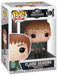 Jurassic World - Claire Dearing Vinyl Figure 590