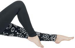 Pentagram Leggings