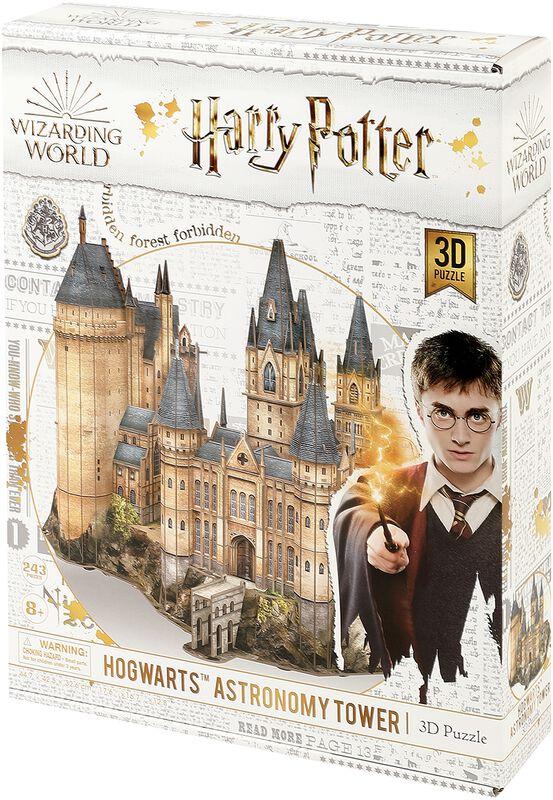 Hogwarts - Astronomy (3D puslespil)