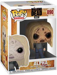 Alpha Vinyl Figure 890