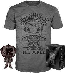 Chrome Joker POP! & Tee