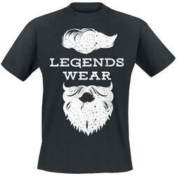 Legends Wear Beards