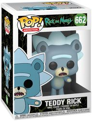 Teddy Rick (mulighed for Chase) Vinyl Figure 662