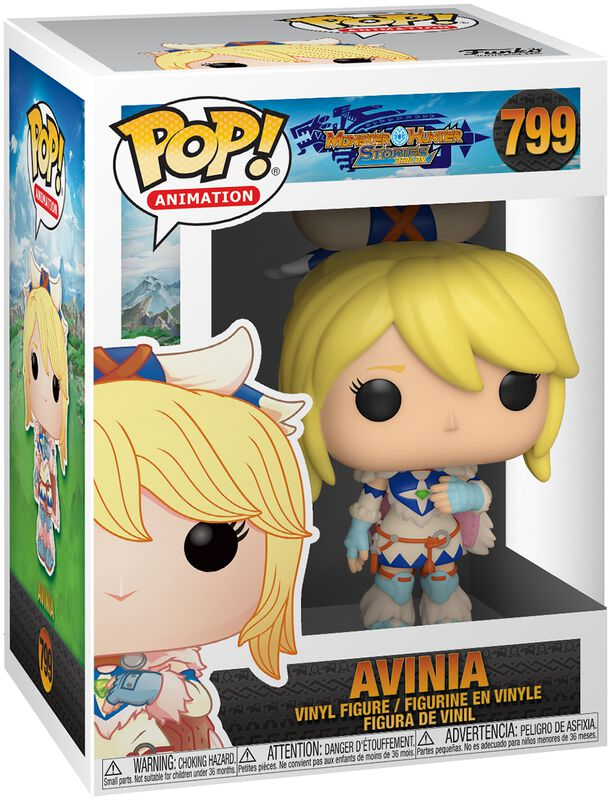 Avinia Vinyl Figure 799