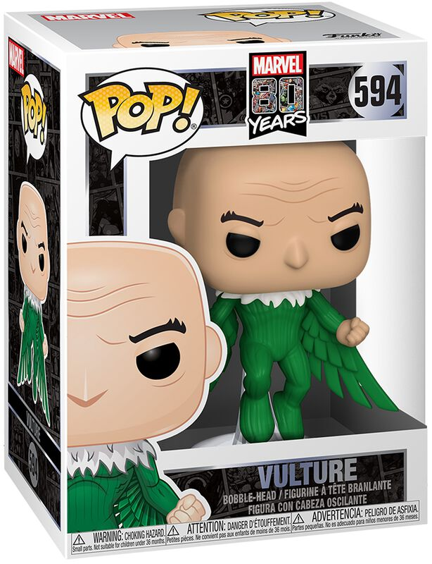 80th - First Appearance - Vulture - Vinyl Figure 594