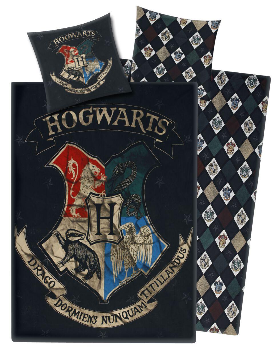 harry potter sengetøj Hogwarts | Harry Potter Sengetøj | EMP harry potter sengetøj