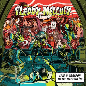 Live @ Graspop Metal Meeting '18