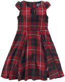 Red Tartan Tea Kids